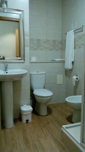 Ванная комната в O Rancheiro