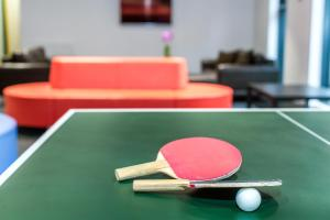 Table tennis facilities at Destiny Student – Shrubhill (Campus Accommodation) or nearby