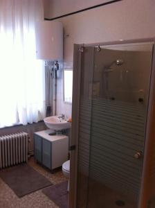 A bathroom at Hotel Residence 18