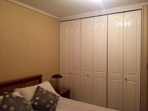 A bed or beds in a room at Departamento Reñaca Torremolinos XII