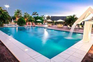 A piscina localizada em Zagaia Eco Resort ou nos arredores