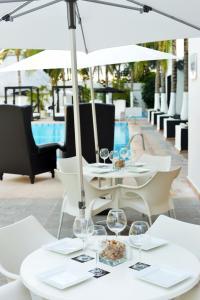 Ресторан / где поесть в Oh! Cancun - The Urban Oasis