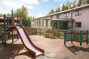 Children's play area at Days Inn Winchester