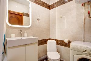 Ванная комната в Welcome Home Apts Ligovsky 123
