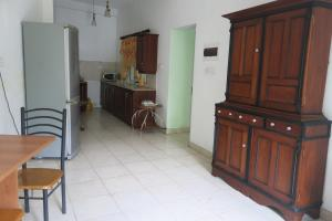 A kitchen or kitchenette at Peace of Mind Residencies