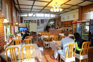 Ресторан / где поесть в Alpinist Hotel