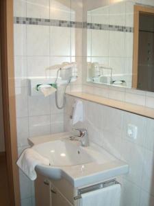 Vannas istaba naktsmītnē Zur Morschbach