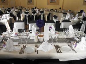 A restaurant or other place to eat at The Royal Hotel Tain