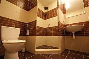 Kúpeľňa v ubytovaní City center
