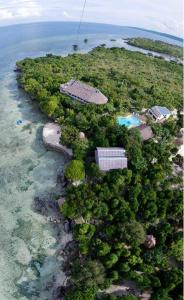 A bird's-eye view of The Blue Orchid Resort