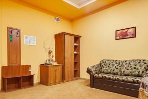 Гостиная зона в Отель Апельсин
