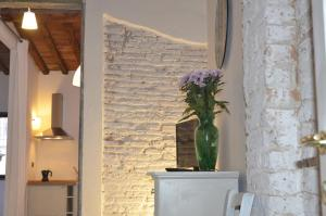A kitchen or kitchenette at Dante e Beatrice