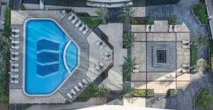 A view of the pool at Atana Hotel or nearby