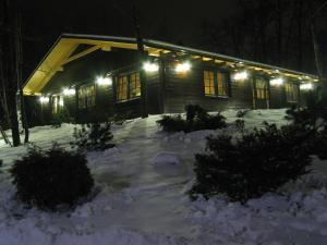 Obiekt Parkhotel Vienna zimą