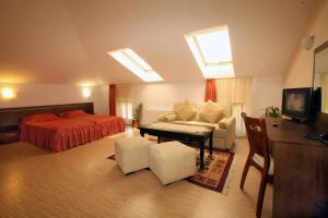 Легло или легла в стая в Хотел Алафрангите