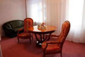 Гостиная зона в Парк-Отель Звездный