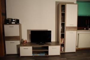 TV/Unterhaltungsangebot in der Unterkunft Apartment Haus Sternenhimmel