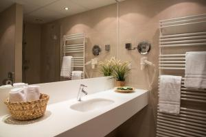 A bathroom at Boutique Hotel Erla