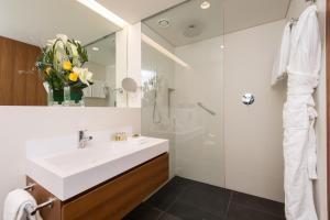 حمام في شقق مخدومة - فرازير سويتس جنيف