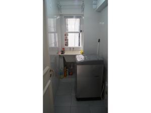 A bathroom at Technologic Apart