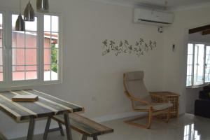 A seating area at The Balcony