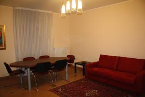 A seating area at Lecce Barocca - La Casa di Roby