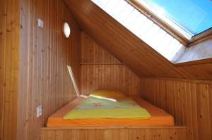 Postel nebo postele na pokoji v ubytování Holiday Home Sokol