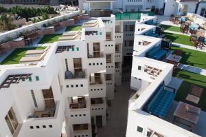 A bird's-eye view of Elaria Hotel Hurgada