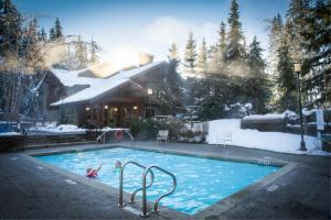 The swimming pool at or near Horstman House by Whistler Premier