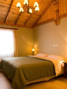 Una habitación de Confin Patagonico