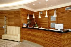Vstupní hala nebo recepce v ubytování Hotel Villa Doimo