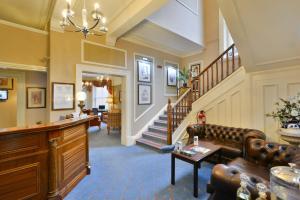 Lobby/Rezeption in der Unterkunft Best Western Kilima Hotel