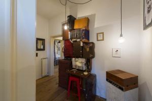 Una cocina o zona de cocina en 'Amicasa