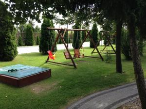 Children's play area at Hotel Ted