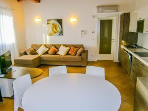 Posezení v ubytování Villaggio Sant'Andrea