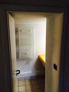 Salle de bains dans l'établissement Appartement Le Praz De Lys
