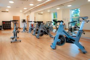 The fitness center and/or fitness facilities at Best Western Balgeddie House Hotel