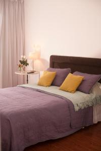 Villa Molinaにあるベッド