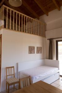 A bed or beds in a room at 5 Stars Villas