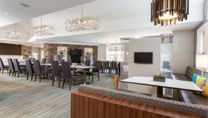 A restaurant or other place to eat at Residence Inn by Marriott Rochester West Greece