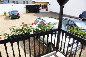 Балкон или терраса в Hotel Excellent