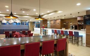 Ресторан / где поесть в Hampton by Hilton Moscow Strogino