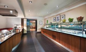 A restaurant or other place to eat at Hilton London Watford