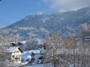 Gästehaus-Pension Barbara im Winter
