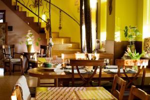 Restauracja lub miejsce do jedzenia w obiekcie Medison Boutique B&B
