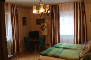 Postel nebo postele na pokoji v ubytování LebensART