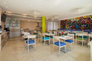 Um restaurante ou outro lugar para comer em bh Barranquilla
