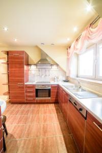 Kuchnia lub aneks kuchenny w obiekcie Park Apartment