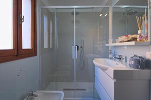 A bathroom at Al Miraggio