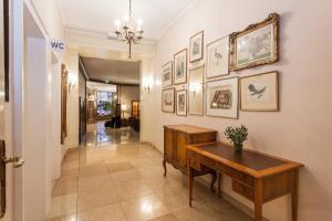 Lobby/Rezeption in der Unterkunft Centro Hotel National Frankfurt City